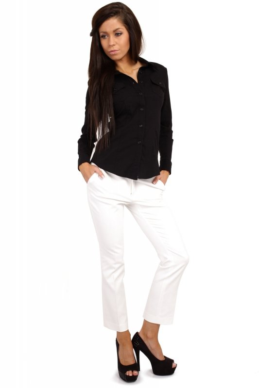 Koszula MOE020 Black