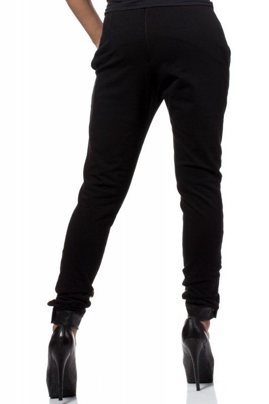 Spodnie-Damskie-Model-MOE157-Black-tyl