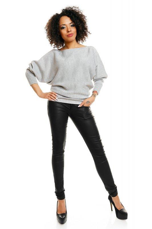 Sweter model 70003 Light Gray