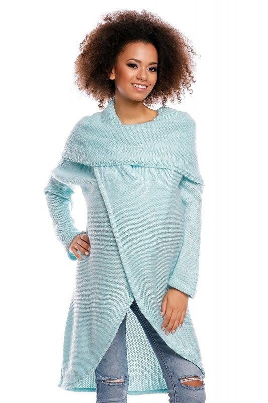 Sweter model 30051C Ice Mint