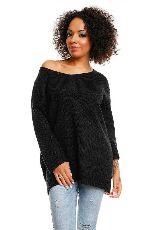 Sweter model 30045 Black