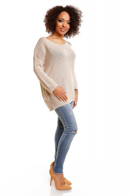 Sweter model 30045 Beige