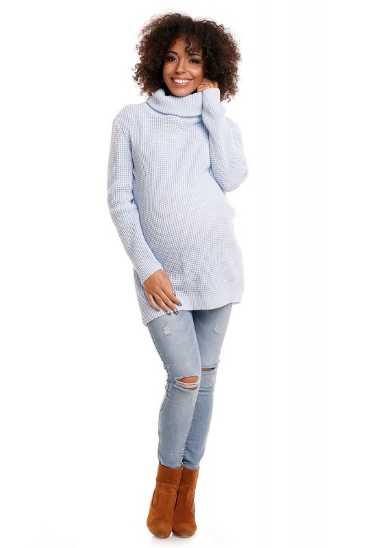 Sweter model 30044C Sky Blue