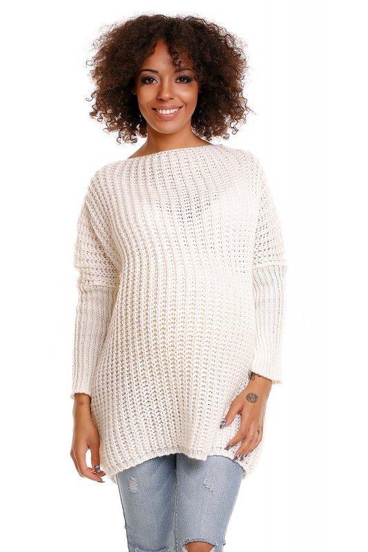 Sweter model 30043C Ecru