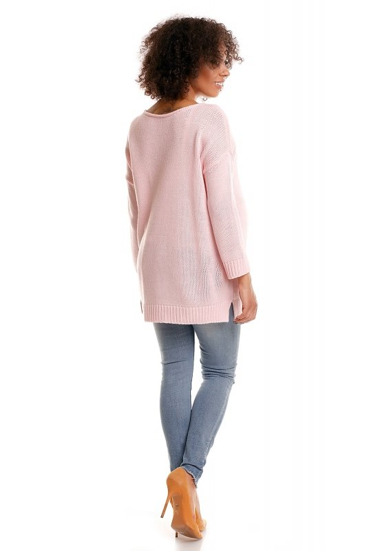 Sweter model 30045C Light Pink