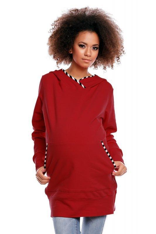 Bluza model 1481 Crimson