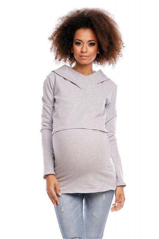 Bluza model 1473 Light Gray