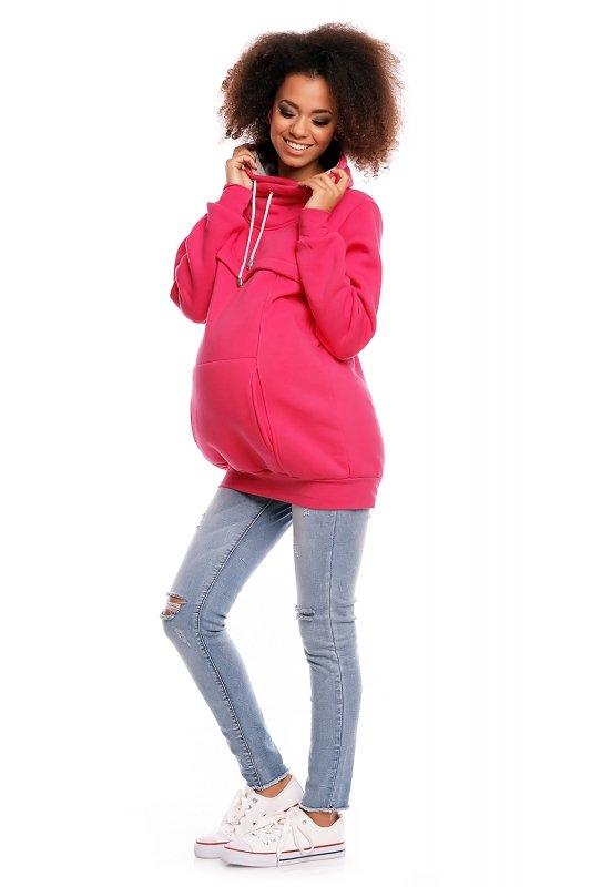 Bluza model 1479 Amaranth