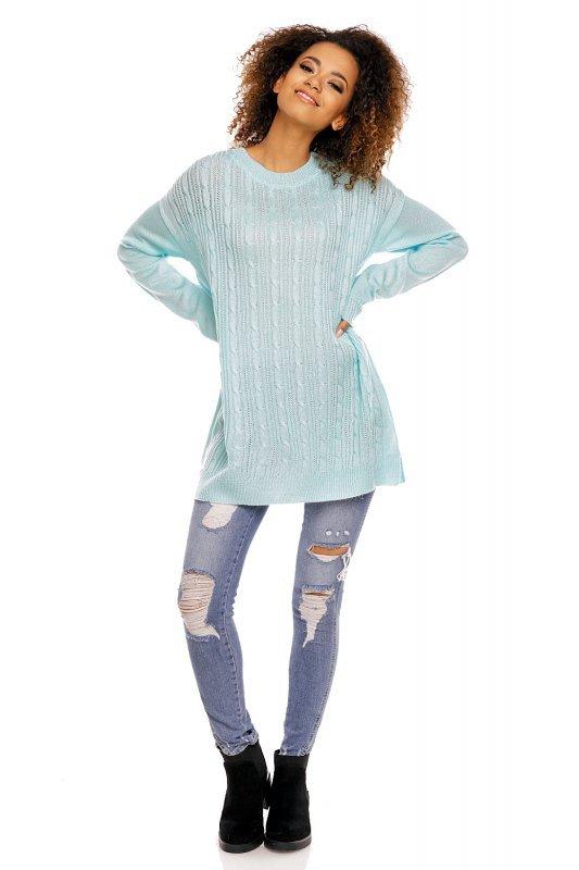 Sweter model 70007 Ice Mint