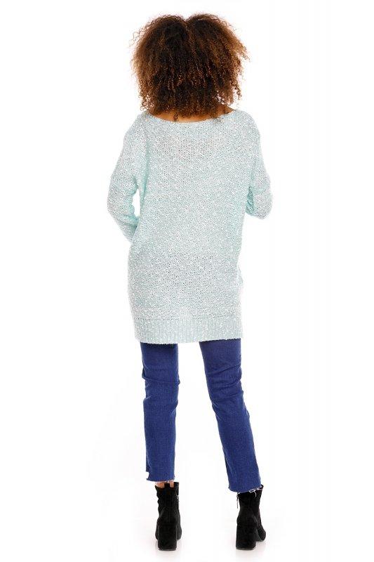 Sweter model 70005C Ice Mint