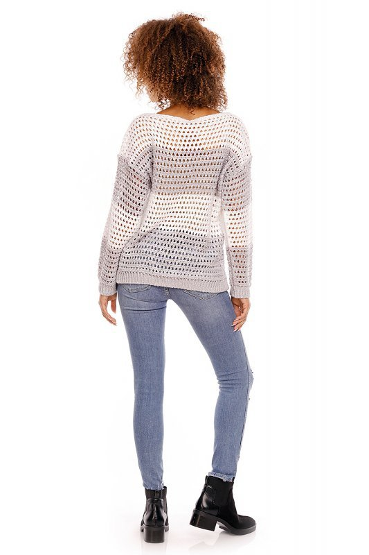 Sweter model 70002 Gray