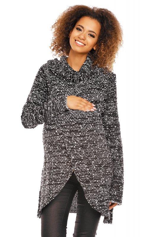Sweter model 70001C Black