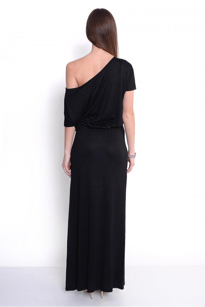 elegancka-sukienka-plus-size-s-m-l-xl-xxl-xxxl-GLORIA-czarna-dluga-nietoperz-tyl