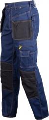 Spodnie robocze Expert - granatowe