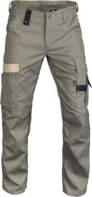 Spodnie do pasa Khaki