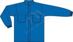 Bluza trudnopalna, dla spawacza, antyelektrostatyczna