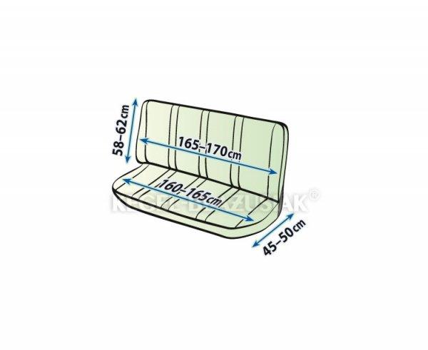 Pokrowiec Practical DV4 na czteroosobową kanapę rozm. XL