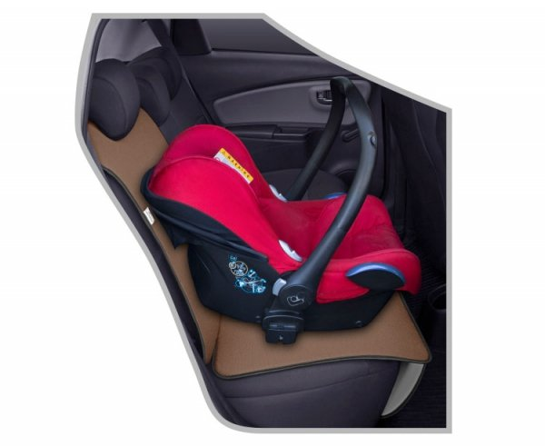 Mata pod fotelik samochodowy Junior
