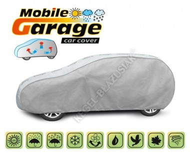 Mobile Garage L2 Hatchbag/Kombi