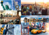 TREFL Puzzle 4000 el. Nowy Jork - kolaż (45006)