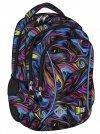 Plecak wczesnoszkolny ST.RIGHT w błękitną iluzję, BLUE ILLUSION BP26 (20621)