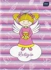 Zeszyt A5 do religii DZIEWCZĘCY 32 kartki w kratkę, INTERDRUK mix wzorów (27171)