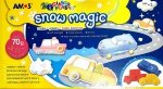 Puszysta chmurka Pianka AMOS Magiczny śnieg (170-2371)