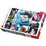 TREFL Puzzle 1000 el. Elvis Presley - wiecznie młody (10541)