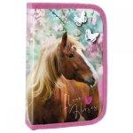 Piórnik I LOVE HORSES Konie bez wyposażenia (PJKO19)