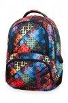 Plecak CoolPack SPINER w kolorowe bloki, BLOX (B01014)