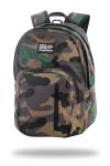 Plecak CoolPack DISCOVERY 27 L klasyczne moro, CAMO CLASSIC (77592)
