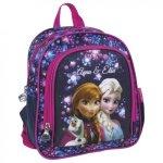 Plecak przedszkolny wycieczkowy FROZEN KRAINA LODU, licencja Disney (PL10KL22)