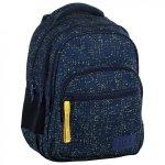 Plecak szkolny młodzieżowy BackUP PRZETARCIA (PLB2M46)