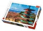 TREFL Puzzle 1500 el. Góra Fudżi (26132)