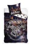 Pościel bawełniana Harry Potter 140 x 200 cm HOGWART komplet pościeli (HP183016B)