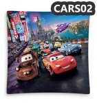 Poszewka na poduszkę Cars Auta 40 x 40 cm (CARS02)