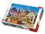 TREFL Puzzle 3000 el. Rynek w Heppenheim, Niemcy (33052)