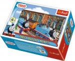 TREFL Puzzle mini 54 el. Tomek i przyjaciele (19549)