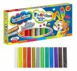Plastelina BAMBINO 12 kolorów (01710)