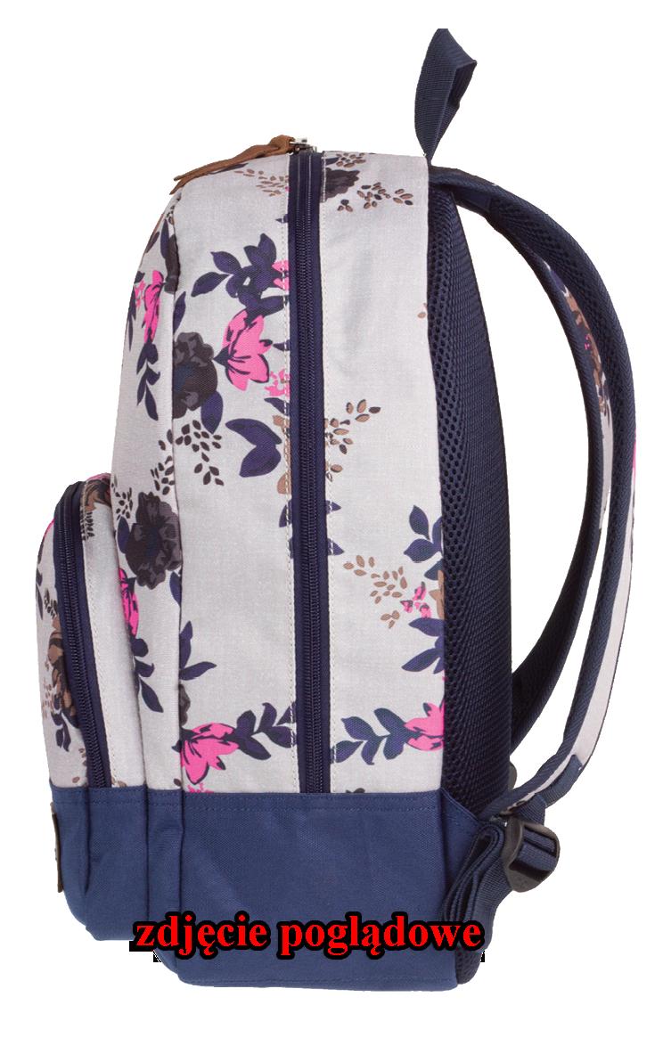 a3c8925f2d7cd Plecak CoolPack CLASSIC miejski młodzieżowy kolorowe szlaczki SAHARA 1012  (72052)