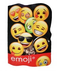 Notes kształtowy A6 Emoji EMOTIKONY (NKA6EM02)