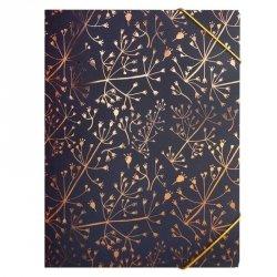 Teczka rysunkowa A4 z gumką Dmuchawce INCOOD. (0106-0304)