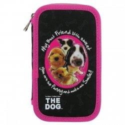 Piórnik podwójny z wyposażeniem THE DOG (PWDTD29)