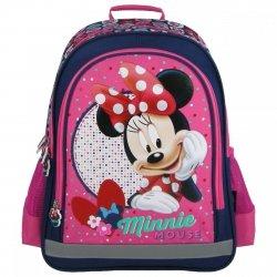 Plecak szkolny MYSZKA MINNIE, licencja Disney (PL15MM16)
