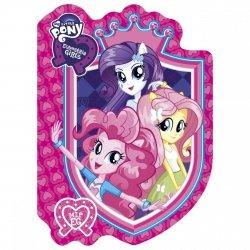 Notes kształtowy My Little Pony EQUESTRIA GIRLS (NKA6EG03)