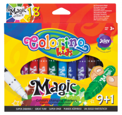 Magiczne flamastry COLORINO KIDS (34630PTR)