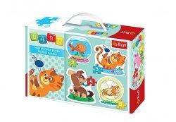 TREFL Puzzle BABY CLASSIC Pupile (36053)