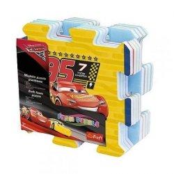 TREFL Puzzle piankowe Puzzlopianka AUTA CARS 3 (60721)