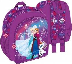 Plecak przedszkolny, wycieczkowy Frozen KRAINA LODU (50664)