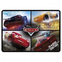 Podkładka laminowana Cars Auta, licencja Disney (PLACA20)